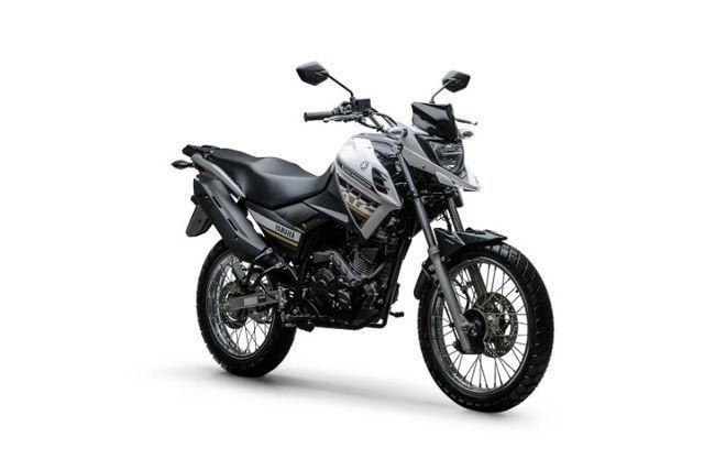 Yamaha XTZ Crosser S ABS