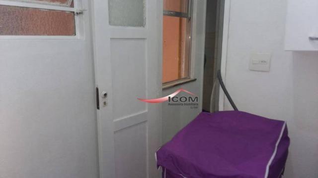 Apartamento com 1 dormitório à venda, 52 m² por R$ 430.000,00 - Catete - Rio de Janeiro/RJ - Foto 16
