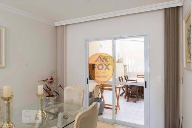 Sobrado com 4 dormitórios para alugar, 204 m² por R$ 7.000,00/mês - Jardim das Américas -  - Foto 5