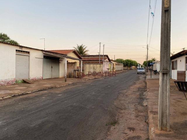 Casa à venda, 130 m² por R$ 170.000,00 - Rodovia GO - 070 - Goianira/GO