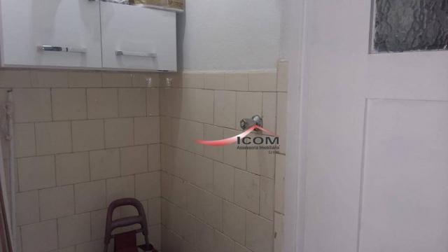 Apartamento com 1 dormitório à venda, 52 m² por R$ 430.000,00 - Catete - Rio de Janeiro/RJ - Foto 14