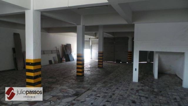 Galpão Comercial para alugar no Bairro Treze de Julho, Av Anisio Azevedo - Foto 2