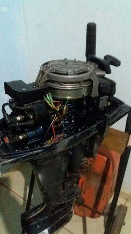 Motor de polpa 15 HP yamara - Foto 2
