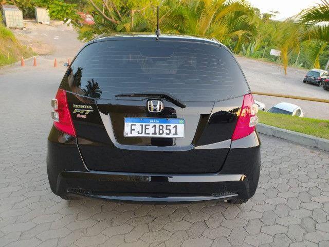 Honda Fit 1.4 LX 16V Flex 4P Manual - Foto 4