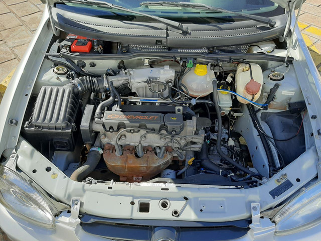 Corsa Sedan 2005 Àlcool - Foto 5