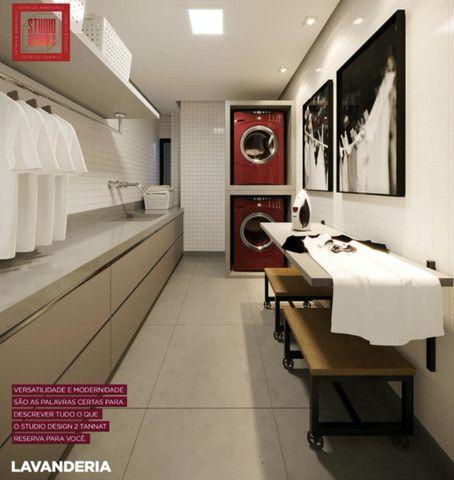 Apartamento na Jatiuca, quarto e sala, studio, 2 quartos ate 100 meses - Foto 18