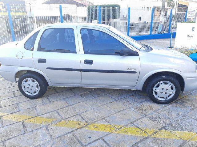 Corsa Sedan 2005 Àlcool - Foto 2