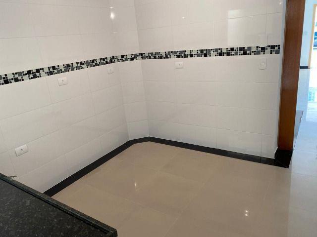 Lindo Sobrado Frontal na Penha a 2.000 metros Metrô V. Matilde 03 dormitorios - Foto 9