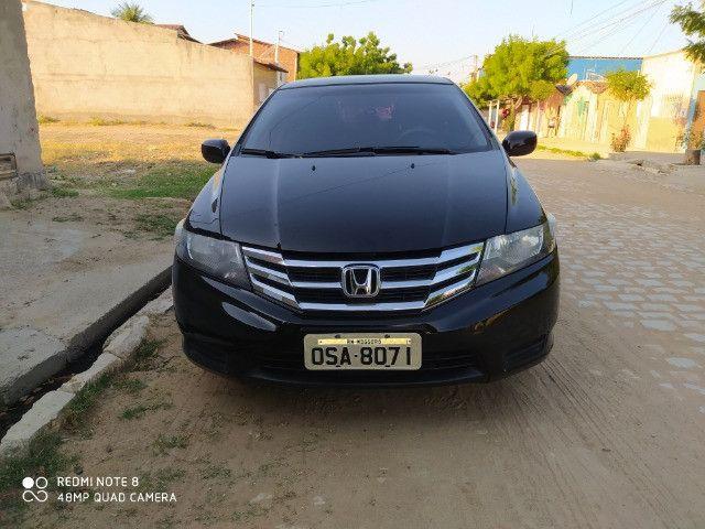 Honda City LX 2013 - Foto 7