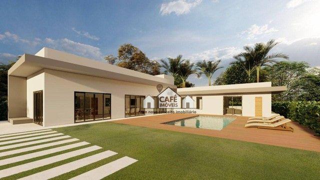 Casa com 4 dormitórios à venda, 270 m² por R$ 950.000,00 - Condomínio Vale do Luar - Jabot - Foto 4
