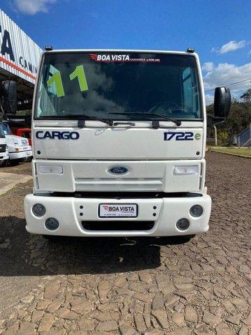 Ford Cargo 1722e 2010/2011 - Chassi - Foto 2