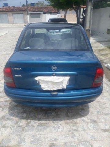 Vendo carro corsa sedan 2002 - Foto 4