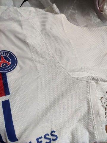 Camisa PSG versão jogador - Foto 5