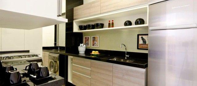 OZK- Imóvel para venda com sala para 2 ambientes- 2 quartos amplos - Foto 2