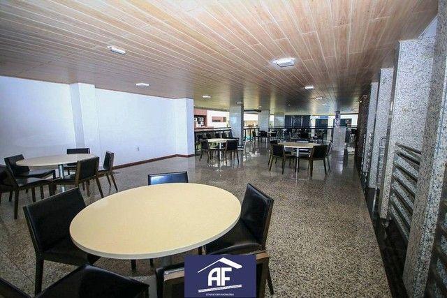 Apartamento de alto padrão com vista permanente para o mar, 4 suítes - Maceió/AL - Foto 14