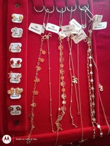 Vendo jóias magold  - Foto 3