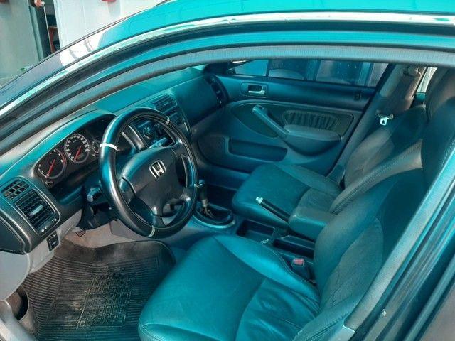 Honda Civic LXL 1.7 4P - Foto 7