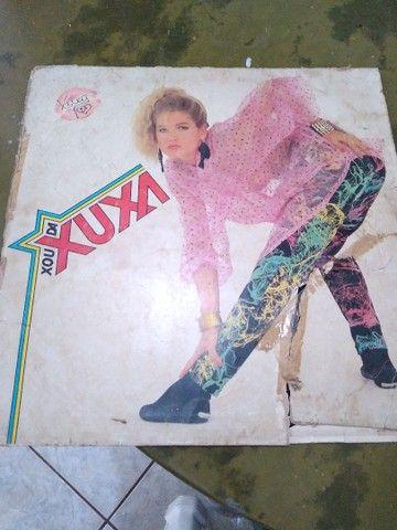 Disco de vinil Xuxa