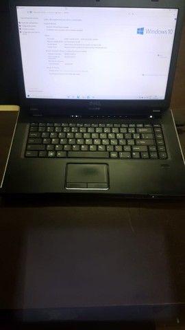 """Notebook Dell-vostro 3500-Core i5-4gb RAM-ssd 120gb-Tela 15.6""""-W10-gamer"""