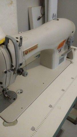 Máquina de costura reta industrial , nunca foi usada. - Foto 2