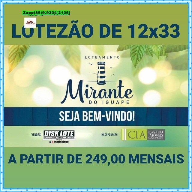Ligue e invista já ( Loteamento Mirante do Iguape) - Foto 10