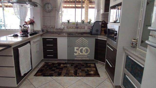 Casa 4 dormitórios, piscina e sala comercial anexa à venda em Coqueiros - Florianópolis/SC - Foto 9
