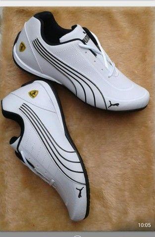 Vendo sapatênis puma bmw e Ferrari ( 120 com entrega ) - Foto 2