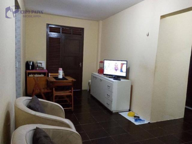 Apartamento com 2 dormitórios à venda, 82 m² por R$ 250.000,00 - Amadeu Furtado - Fortalez - Foto 2