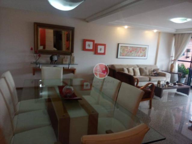 Apartamento com 3 dormitórios à venda, 150 m² por R$ 750.000,00 - Guararapes - Fortaleza/C - Foto 6