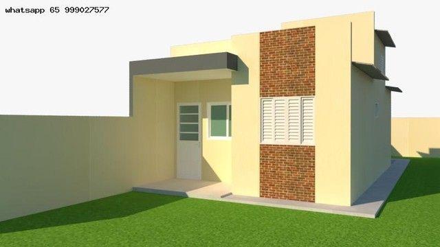 Casa para Venda em Várzea Grande, Nova Fronteira, 2 dormitórios, 1 suíte, 2 banheiros, 2 v - Foto 2