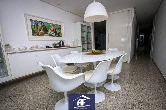 Apartamento de alto padrão com vista permanente para o mar, 4 suítes - Maceió/AL - Foto 10