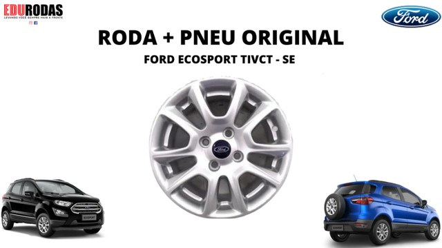 Step Ford Ecosport Tivct