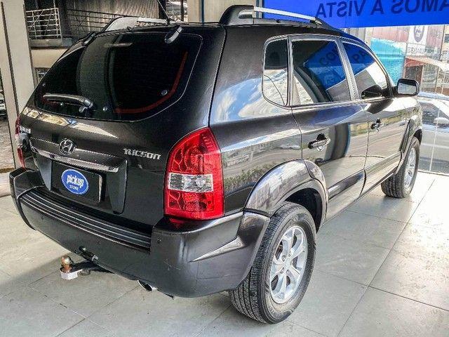 Hyundai Tucson GLS - 2.0 MPFI 143CV 2WD GASOLINA 4P AUTOMÁTICO - 2012 - Foto 7