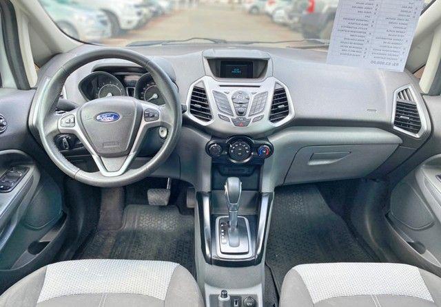 Ecosport SE 1.6 2017 / Automático (Impecável) - Foto 4