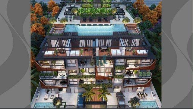 Apartamento com 1 dormitório à venda, 36 m² por R$ 331.094 - Jardim Oceania - João Pessoa/ - Foto 17