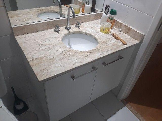 Apartamento 3 quartos, Recreio, Barra Bonita Direto com proprietário  - Foto 19