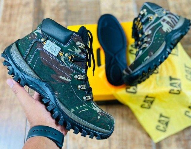 Vendo bota caterpillar lançamento ( 165 com entrega) - Foto 4