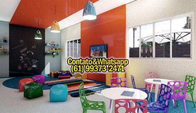 Apartamento em Goiania, 2Q (1Suíte), 55m2, Garagem, Lazer Completo! Parcela. - Foto 9