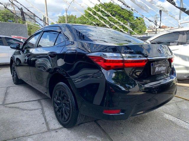 Toyota Corolla 2019 automático 1.8 Flex 16v GLI - Foto 14