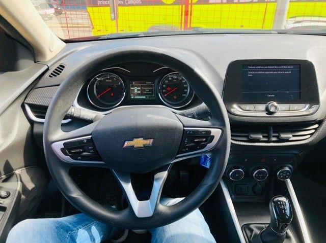 Chevrolet Onix Lt 1.0 Flex  Manual 20/20 - Foto 14