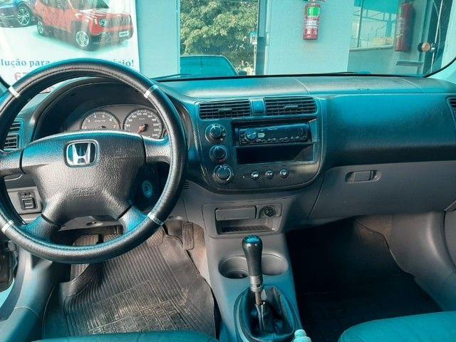 Honda Civic LXL 1.7 4P - Foto 9