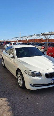 Torro! Ipva Pago!!! BMW 528I 2.0 Turbo - Top de Linha, 2013, interior Caramelo, 245 Cv - Foto 14