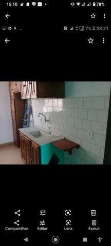 Apartamento semimobiliado /1.100,00/mês - Foto 6