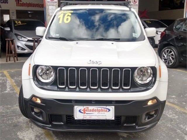 Jeep Renegade Longitude 1.8 - 2016  - Foto 2