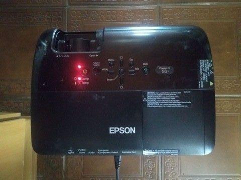 Projetor Epson e Benq com defeito (leia toda a descrição) - Foto 6