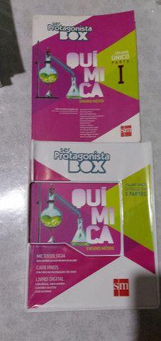Livros da editora Sm  Box vol. único para ensino médio   - Foto 2