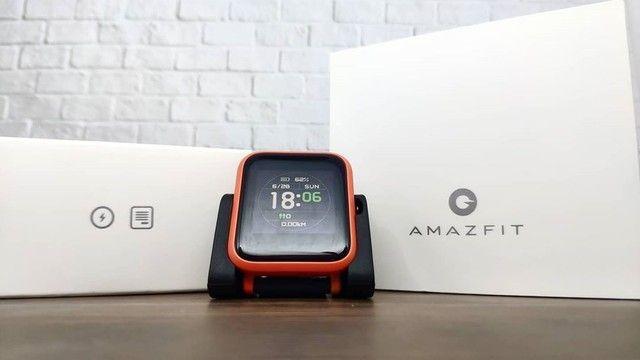 Amazfit Bip originais lacrados entrega grátis  - Foto 6