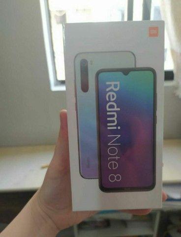 Redmi Note 8 lacrado - Foto 4