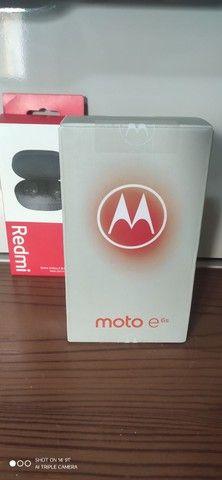 MOTOROLA E6S 32GB NOVO LACRADO NA CAIXA