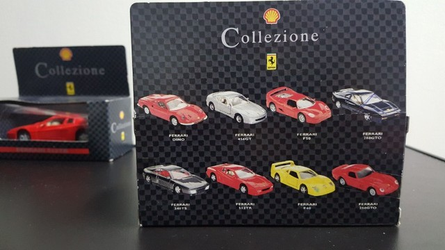 Ferrari - Carrinhos de Coleção - Novos  - Foto 2